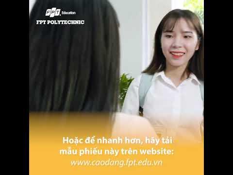 FPT Polytechnic: Nhập học Online - Chẳng ngại Covid