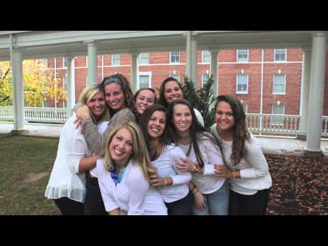 Kappa Delta Longwood University Recruitment Video 2015