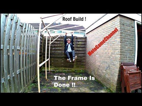 Roof Build Part 2 {Diy}