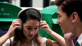 Video Sony's 1000X Series Wireless Noise-Cancelling Headphones | Street Tested download MP3, 3GP, MP4, WEBM, AVI, FLV Juli 2018