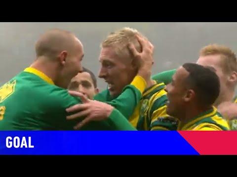SNOEIHARDE VOLLEY Lex Immers 🔥 | ADO Den Haag - FC Utrecht (20-11-2011) | Goal