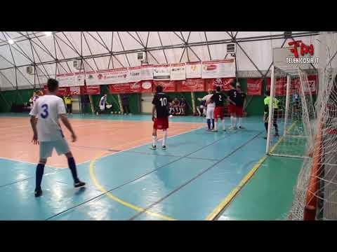 Calcio a 5 serie C2, Città di Nicosia-Sporting Soccer Gela 6-8