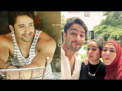 Real-Life: Television (TV) Actor Shaheer Sheikh Family