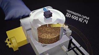 Реактор быстрого пиролиза