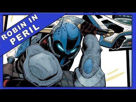 Robin In Peril | Detective Comics #1002