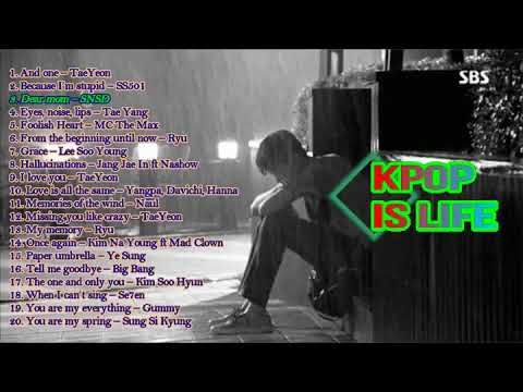Best Kpop Ballad and Drama OST that will make you cry #2