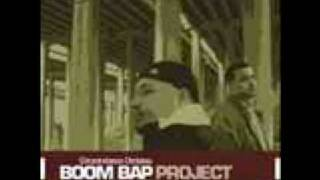 boom bap project All i have