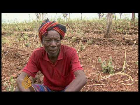 Lack of rain causes famine in Ethiopia - 23 Jul 09