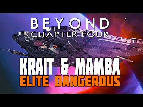 Elite Dangerous - Mamba and Krait Phantom First Impressions