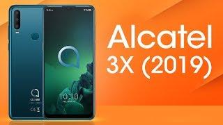 استعراض Alcatel 3X