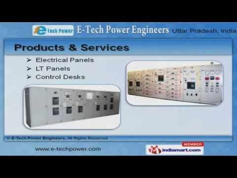Electrical Products & Turnkey Projects by E-Tech Power Engineers, Noida