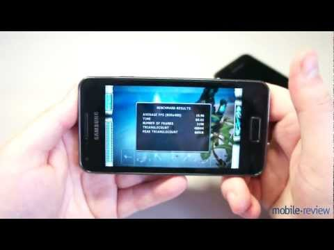 Обзор Samsung Galaxy S Advance