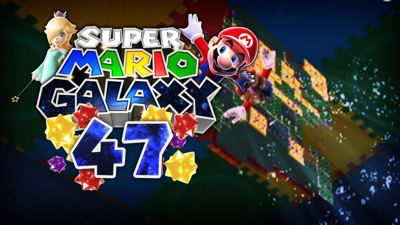 Lets Play Super Mario Galaxy Part 47 Lila Münzen Auf Luigi