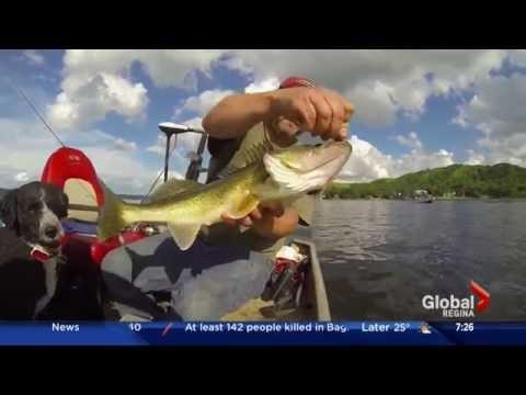 Global Regina July 4 Free Fishing Nat Fishing Week