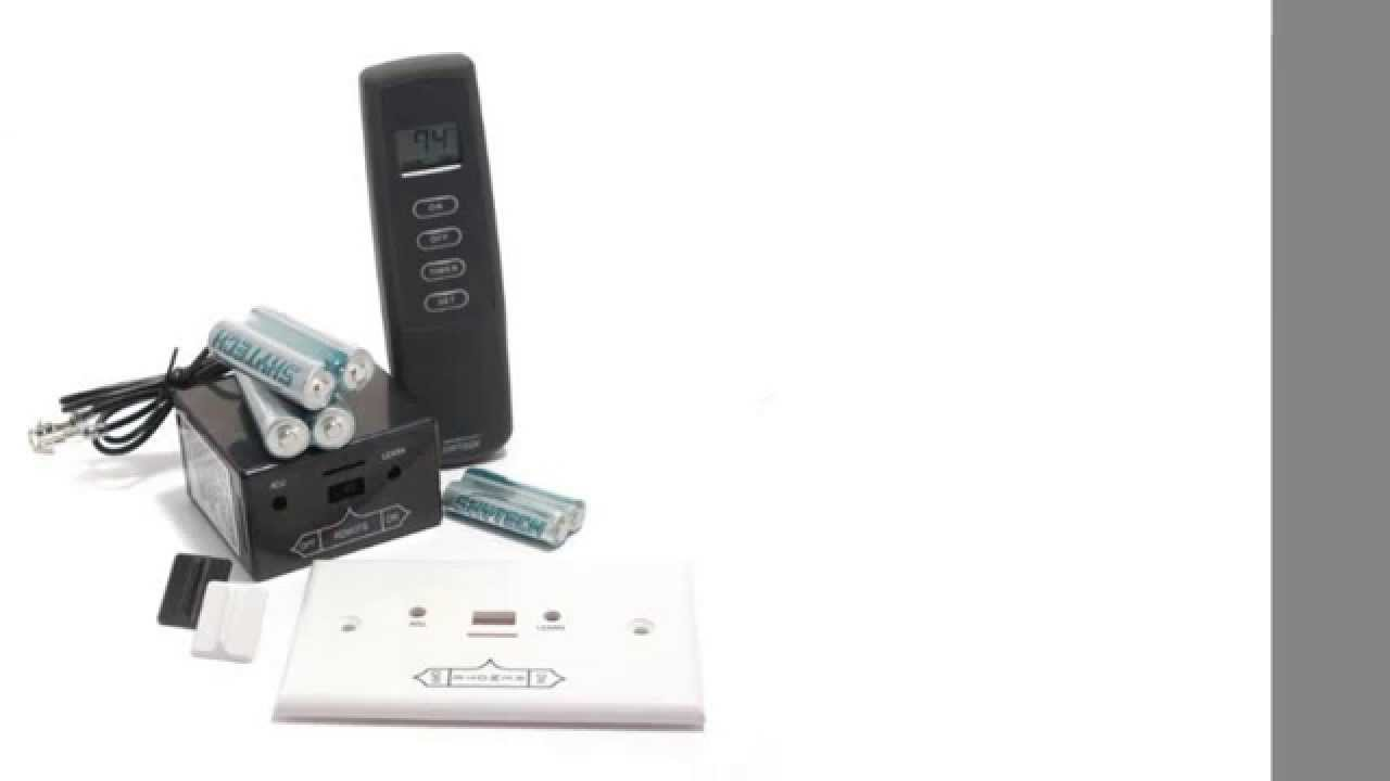 watch skytech youtube remote a fireplace troubleshooting control