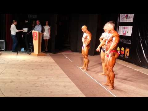 Чемпионат Твери по Бодибилдингу 2014 IFBB