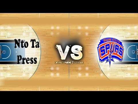 Basketaki The League - Ντο τα press VS Sun City Spurs (17/04/2016)
