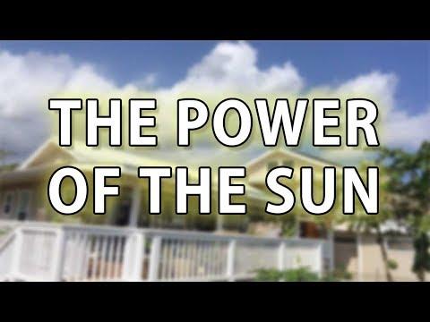 The Power Of The Sun   Dr. Robert Cassar