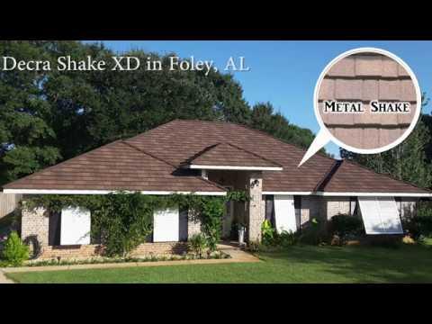 Decra Shake XD in Foley, AL