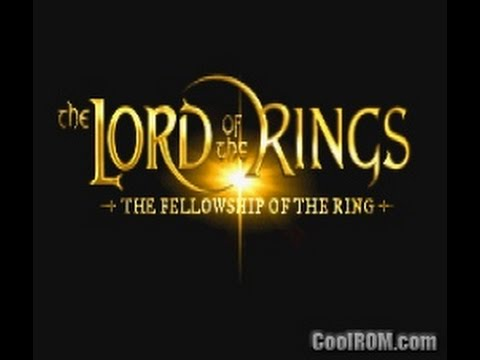 Lotr Fellowship of the Ring Walkthrough Part 1 PC