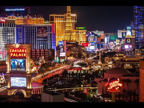 The Las Vegas Strip In Google Streetview