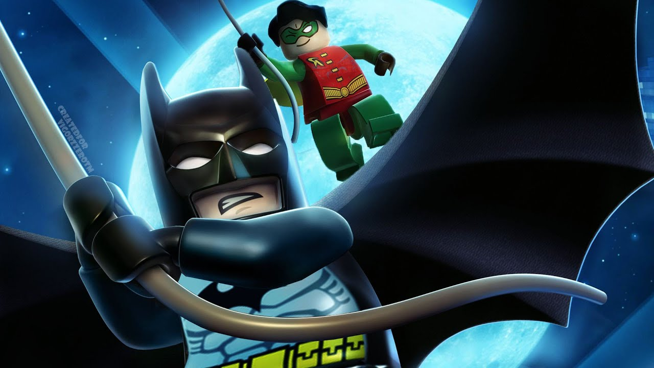 Lego Batman The Video Game - part 11 - The Jokers Home ...