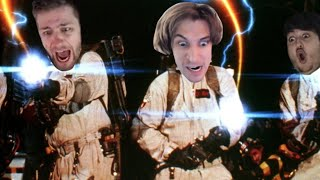 HILARIOUS! xQc Hunts Ghosts with Soda, Poke and Cyr!