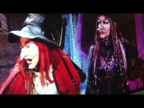 Martha Raye as Boss Witch in Pufnstuf