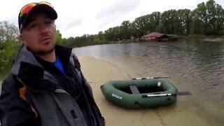Надувная лодка Storm MA220 Magellan / ПВХ лодка Шторм (Магелан)(Камера отдельных эпизодов ..., 2016-05-09T08:04:49.000Z)