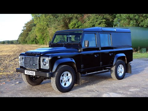 2012 Land Rover Defender 110 XS Utility