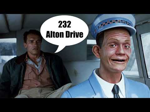 Arnold Fest '19 - Arnold Gets A Taxi To 232 Alton Drive
