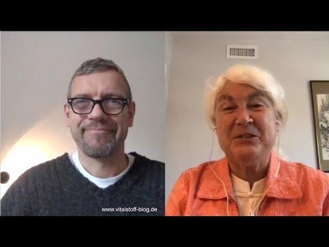 Dr. Stephanie Seneff on Glyphosate  - Deutsche Untertitel