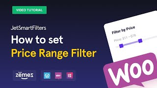 How to create a pricing range filter for WooCommerce products