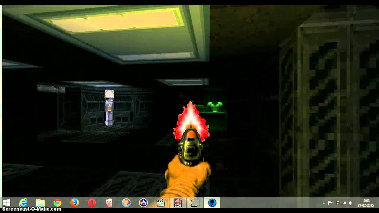 Doom RPG 2 Themed Level (WIP)