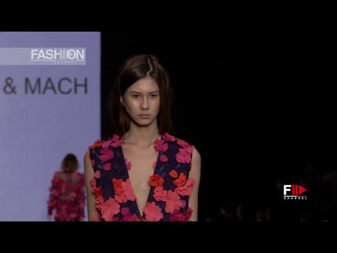 MACH & MACH Moscow Fall Winter 2017 2018 - Fashion Channel