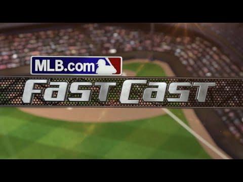 8/27/17 MLB.com FastCast: Stanton crushes 50th homer