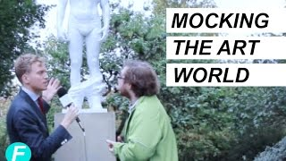 Mocking The Art World - The Fletcher Show