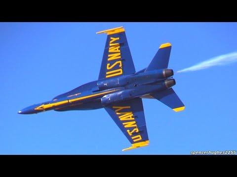 2016 U.S.N. Blue Angels @ NAF El Centro Air Show