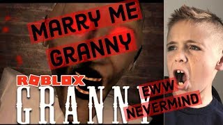 ROBLOX GRANNY OFFICE MAP| GRANNY KILLED ME | SPECTATING PLAYERS |