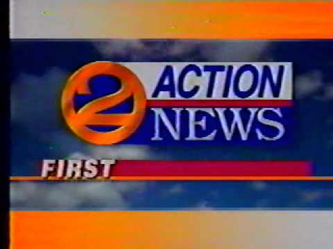 WCBD Charleston Promo and 5PM Delayed Talent Open (February 1996)
