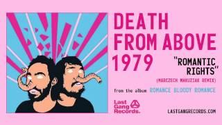 Death From Above 1979 - Romantic Rights (Marczech Makuziak Remix)