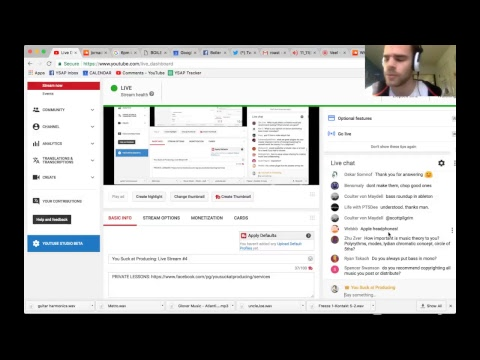 You Suck at Producing: Live Stream #4