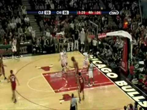 LeBron James 2008-2009 NBA Season Mix  -Most Valuable-