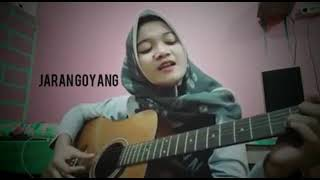 Video Jaran goyang versi acoustic | dangdut cover | by destyana download MP3, 3GP, MP4, WEBM, AVI, FLV Maret 2018