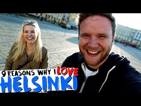 9 things I LOVE about Helsinki