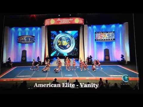 American Elite Vanity: Worlds 2014- day 1