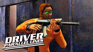 Driver: Parallel Lines (PC) - Gameplay Walkthrough - Mission #14: Jail Break