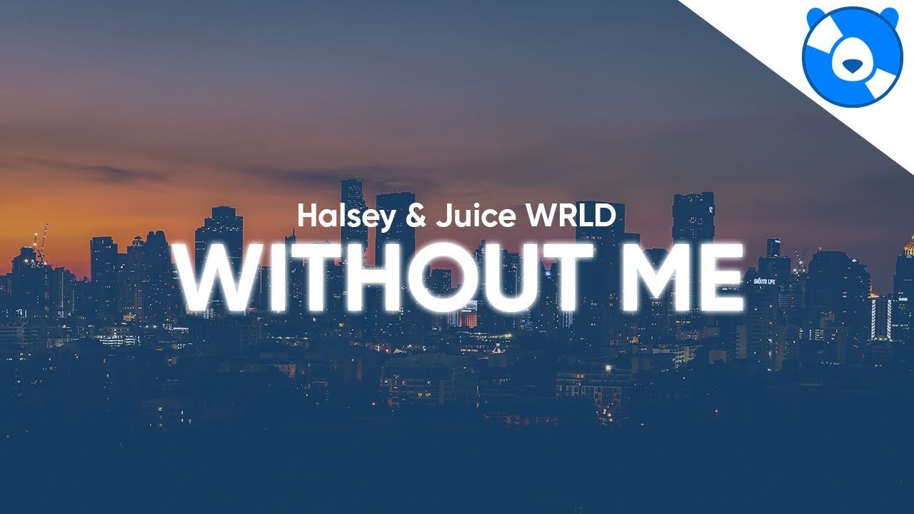 Halsey - Without Me ft. Juice WRLD (Clean - Lyrics) chords | Guitaa.com