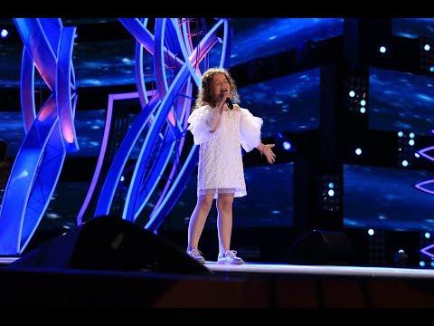 Алиса Голомысова - Опять метель (Детская новая волна 2019)