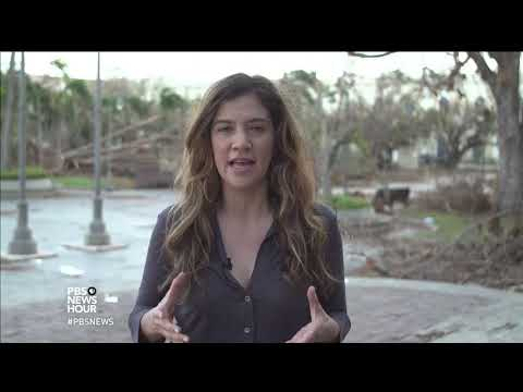 Desperation in Puerto Rico fuels frustration with federal response